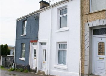 Thumbnail 2 bed terraced house for sale in 8 Pleasant View, Llanelli, Carmarthenshire