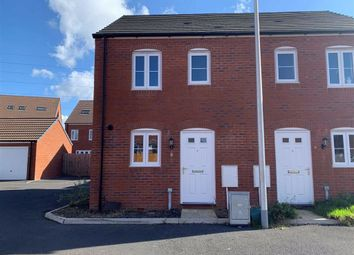 Thumbnail 2 bed semi-detached house for sale in Heol James Gravell, Llanelli