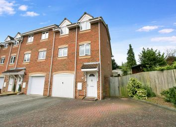 Thumbnail 3 bedroom terraced house for sale in Badgers Copse, Park Gate, Hampshire