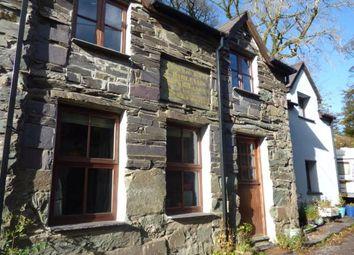 Thumbnail 3 bed semi-detached house for sale in Dinorwic Houses, Dinorwic, Caernarfon, Gwynedd