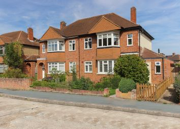 Thumbnail 3 bed maisonette for sale in Warwick Road, Thames Ditton