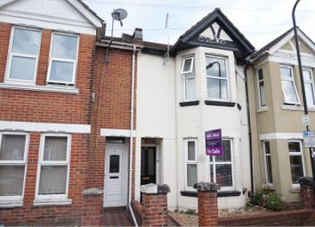 3 bed terraced house for sale in Malmesbury Road, Shirley, Southampton SO15