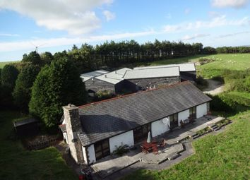 Thumbnail 4 bed bungalow for sale in St. Breock, Wadebridge