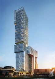 Thumbnail Studio for sale in Damac Tower, 71 Bondway, Nine Elms, London