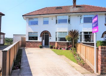 Thumbnail 5 bed semi-detached house for sale in Bachefield Avenue, Huntington, Chester