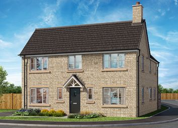 "Thumbnail 4 bed property for sale in ""The Jasmine"" at Gynsill Lane, Anstey, Leicester"