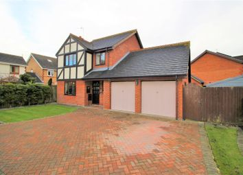 Thumbnail 4 bedroom detached house for sale in Bullfinch Close, Dorcan, Swindon