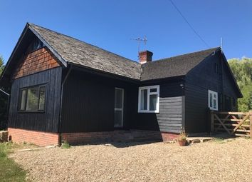 Thumbnail 3 bedroom bungalow to rent in Claygate Cross, Shipbourne, Tonbridge