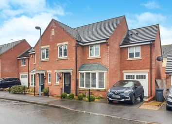Thumbnail 4 bed semi-detached house for sale in Riverpark Way, Northfield, Birmingham
