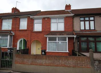 Thumbnail 4 bed terraced house to rent in Filton Avenue, Horfield, Bristol