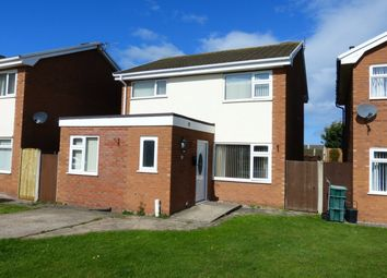 Thumbnail 4 bed detached house for sale in Heol Conwy, Abergele