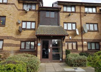 Thumbnail 1 bed flat for sale in Harp Island Close, Kingsbury