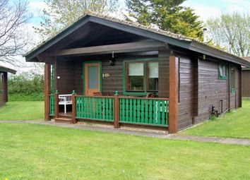 Thumbnail 2 bed lodge for sale in Sidmouth Road, Rousdon, Lyme Regis, Dorset