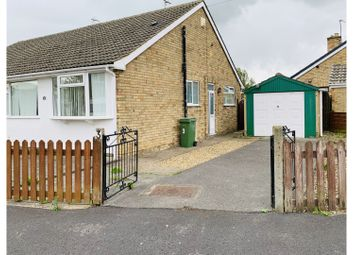 Thumbnail 2 bed bungalow for sale in Homestead Road, Hull
