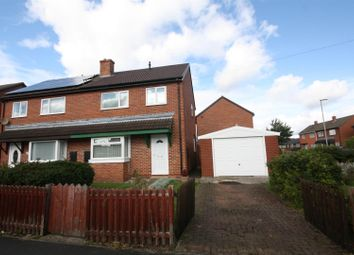 Thumbnail 3 bedroom semi-detached house for sale in High Barnes, Great Lumley, Chester Le Street