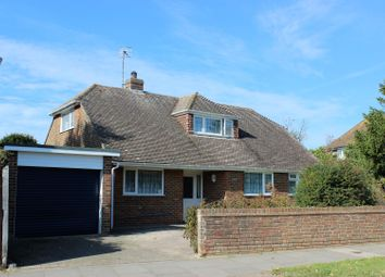 Thumbnail 3 bed detached bungalow for sale in Arundel Road, Seaford