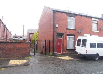 Thumbnail 2 bed end terrace house for sale in Samson Street, Rochdale, Lancashire