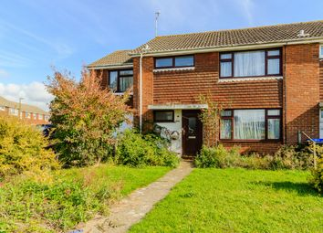Thumbnail 4 bed semi-detached house for sale in Test Road, Lancing