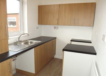 Thumbnail 2 bed flat to rent in Handel Street, South Shields