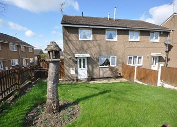 Thumbnail 2 bedroom semi-detached house to rent in Dunholme Close, Bulwell, Nottingham