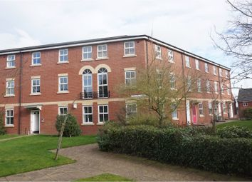 Thumbnail 2 bed flat for sale in Nightingale Walk, Burntwood