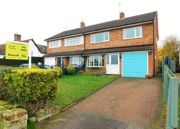 Thumbnail 3 bed semi-detached house for sale in Teddesley Road, Penkridge, Stafford