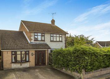 Thumbnail 3 bedroom detached house for sale in Cross Keys Lane, Swanwick, Alfreton