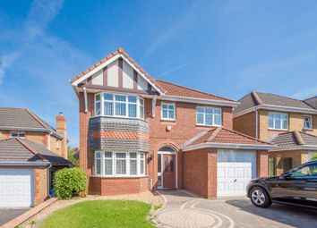 Thumbnail 4 bedroom detached house for sale in Dover Park, Dunfermline