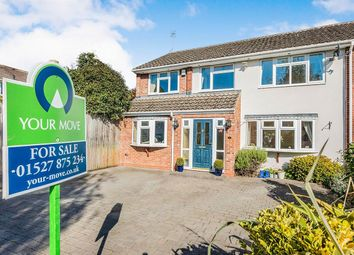 Thumbnail 3 bed semi-detached house for sale in Bant Mill Road, Bromsgrove