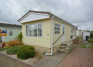 Thumbnail 1 bed mobile/park home for sale in Woodlands Park, Quedgeley, Gloucester