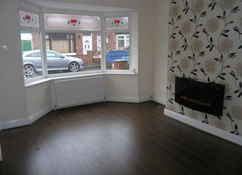 Thumbnail 3 bed terraced house to rent in Alverstone Avenue, Hartlepool