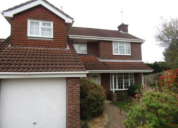 Thumbnail 4 bedroom detached house to rent in Mallow Close, Waterlooville