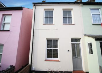 Thumbnail 2 bed terraced house for sale in 104 Canon Road, Bromley, Kent