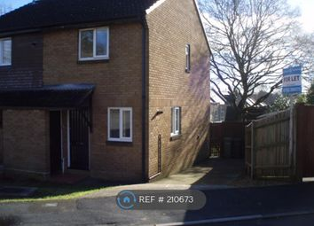 Thumbnail 2 bed semi-detached house to rent in Humber Gardens, Soutrhampton