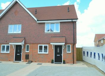 Thumbnail 2 bed property to rent in Clay Vale, Faygate, Horsham