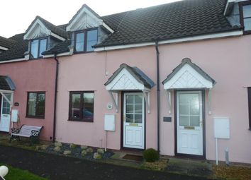 Thumbnail 2 bed terraced house to rent in Wattisfield Road, Walsham-Le-Willows, Bury St. Edmunds