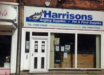 Thumbnail Retail premises for sale in Pelham Industrial, Manby Road, Immingham
