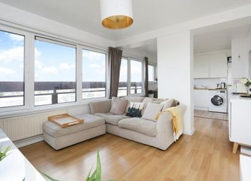 Thumbnail 2 bed flat for sale in Durrington Tower, Wandsworth Road, Battersea, London
