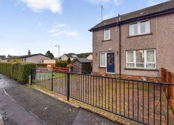 Thumbnail 2 bedroom semi-detached house for sale in Moray Place, Blackford, Auchterarder