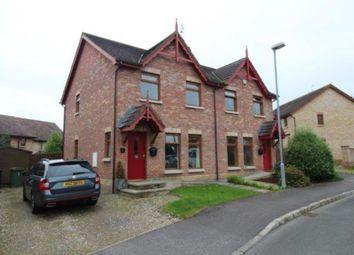 Thumbnail 3 bedroom semi-detached house to rent in Stonebridge Lane, Conlig, Newtownards