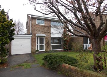 Thumbnail 3 bed detached house for sale in Tiverton Close, Fulwood, Preston
