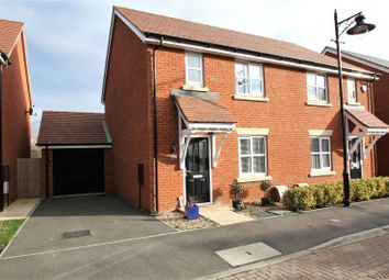 Thumbnail 3 bed semi-detached house for sale in Robin Road, Goring By Sea, Worthing