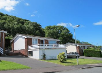 Thumbnail 2 bed semi-detached bungalow for sale in Cwmhalen, New Quay