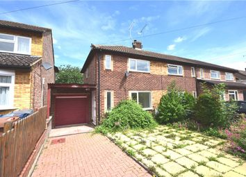 Thumbnail 2 bedroom semi-detached house to rent in Hayley Bell Gardens, Thorley, Bishop's Stortford