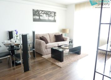 Thumbnail 1 bed flat to rent in The Cube, Wharfside Street, Birmingham