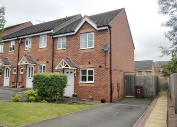 Thumbnail 3 bed end terrace house to rent in Levett Grange, Rugeley