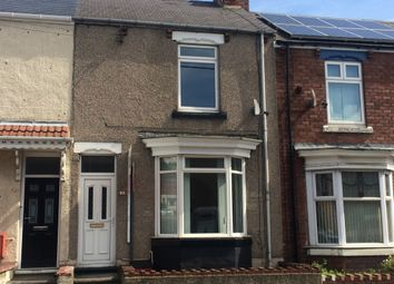 Thumbnail 2 bedroom terraced house to rent in Ross Terrace, Ferryhill