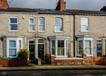 Thumbnail 3 bed terraced house for sale in Nunmill Street, York