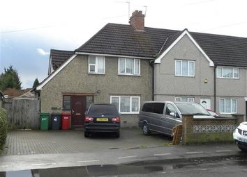 Thumbnail 3 bed end terrace house for sale in Belgrave Road, Slough
