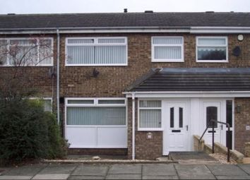 Thumbnail 3 bed terraced house for sale in Lawnswood, Houghton Le Spring